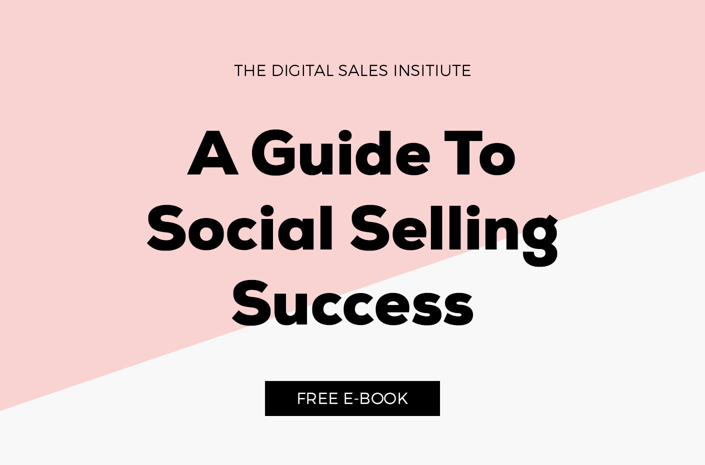 The Digital Sales and Social Selling training Institute ...