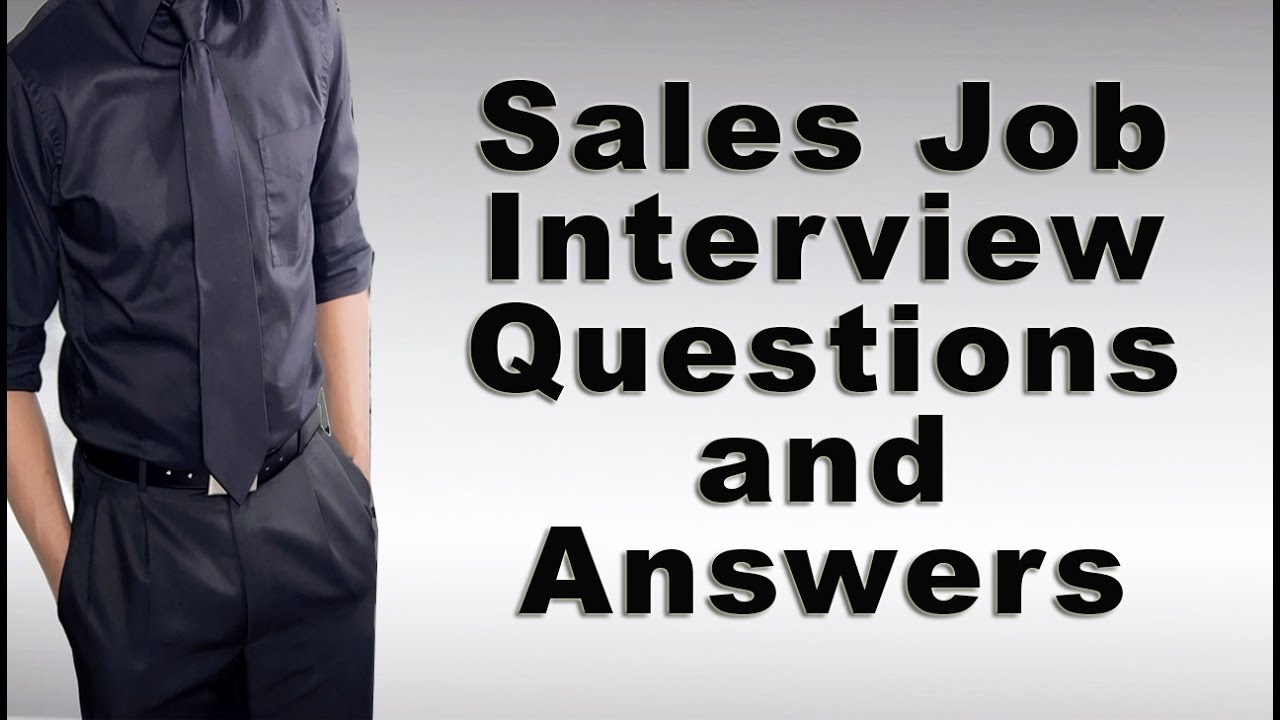 sales-interview-questions