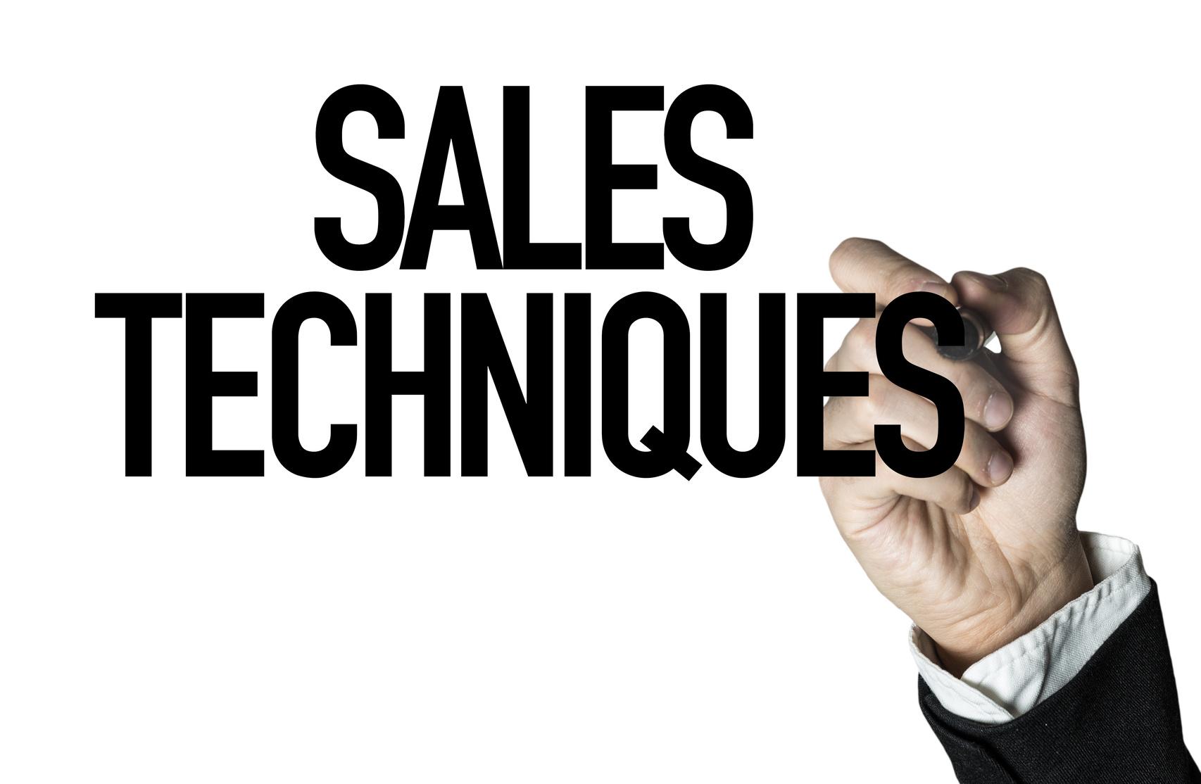 sales-techniques