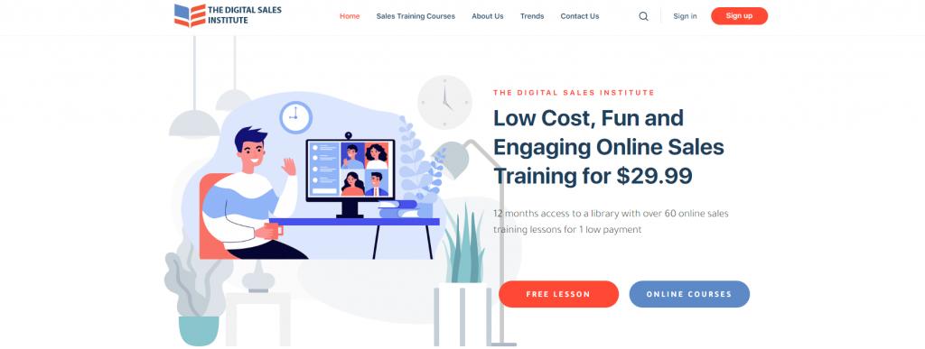 online-sales-training